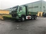 Xe tải ben 3 chân howo euro5 tải 9,4 tấn tmt