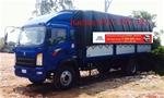 Xe tải thùng howo 8,5 tân TMT