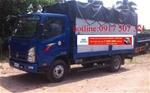 Xe tải thùng howo 6 tân TMT
